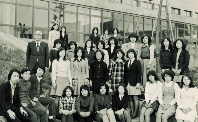 1974年   あの日の思い出にタイムスリップ!   愛知東邦大学 東邦学園 ...